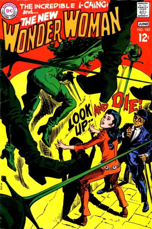 Wonder Woman Volume One Issue 182