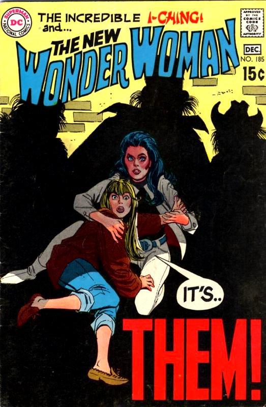 Wonder Woman Volume One Issue 185