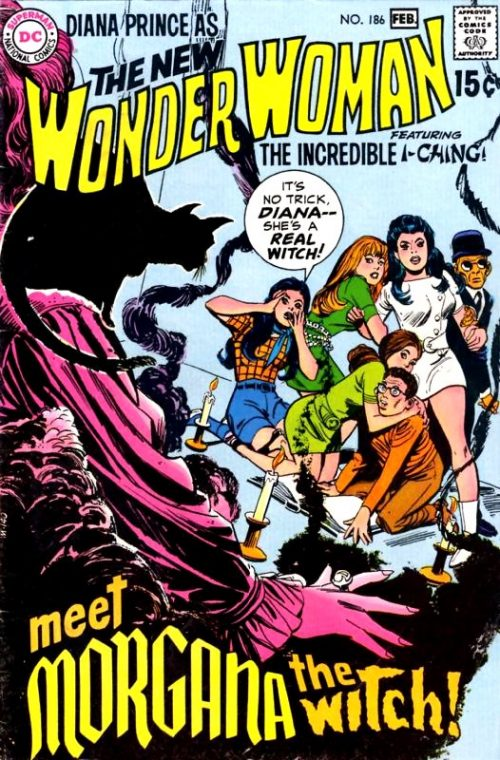 Wonder Woman Volume One Issue 186