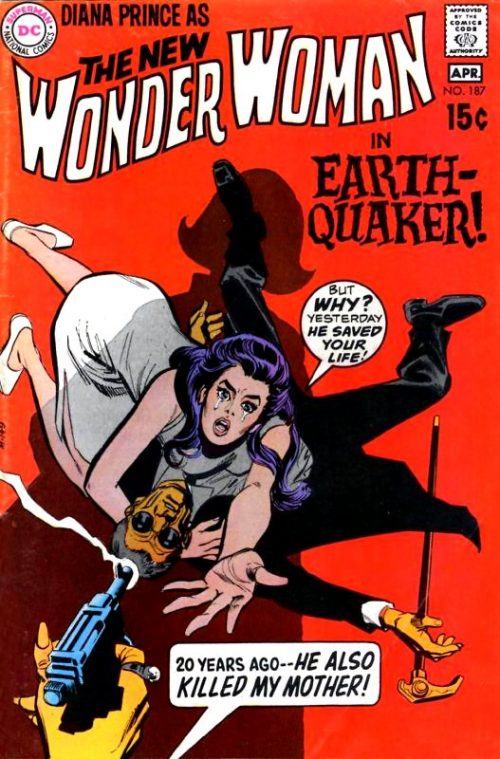 Wonder Woman Volume One Issue 187