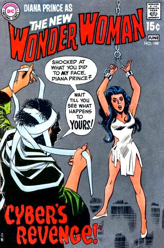 Wonder Woman Volume One Issue 188