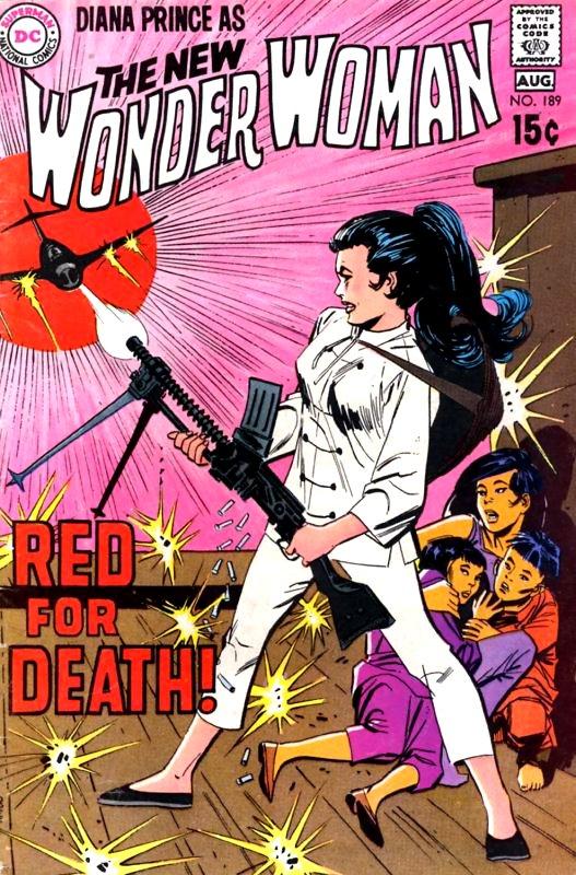 Wonder Woman Volume One Issue 189