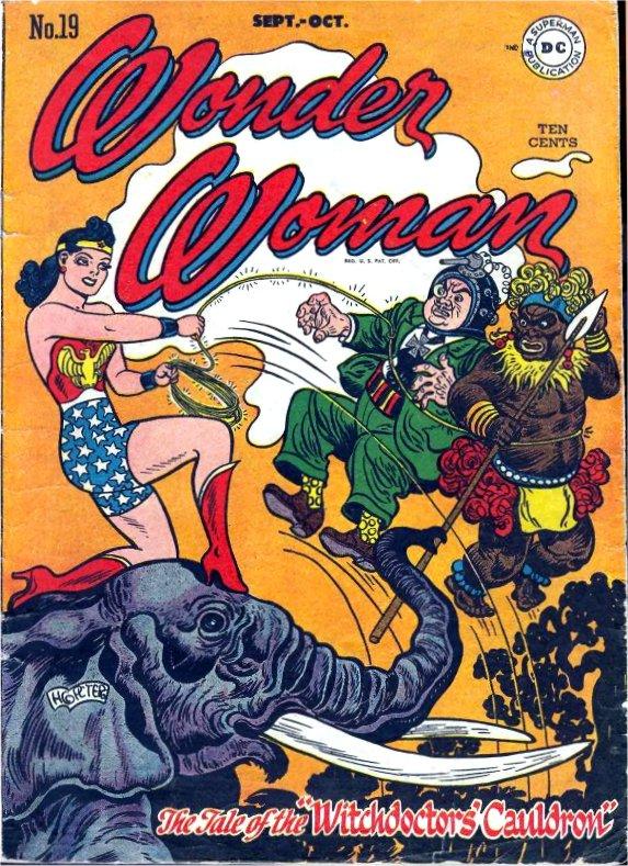 Wonder Woman Volume One Issue 19