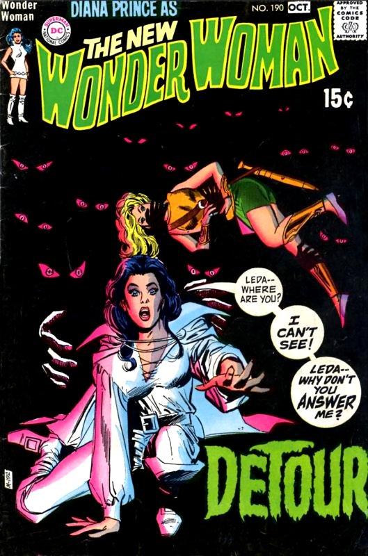 Wonder Woman Volume One issue 190