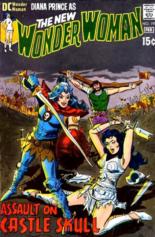 Wonder Woman Volume One Issue 192