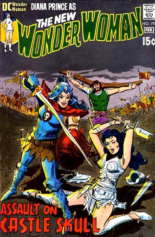 Wonder Woman Volume One Issue 192