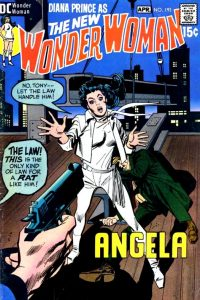 Wonder Woman Volume One Issue 193