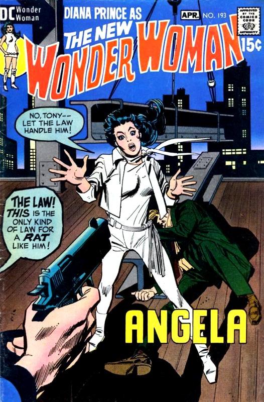 Wonder Woman Volume One Issue 193