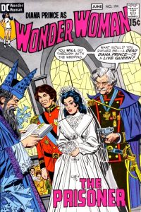 Wonder Woman Volume One Issue 194