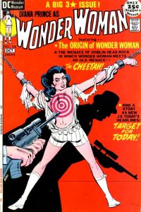Wonder Woman Volume One issue 196