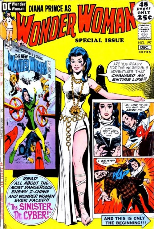 Wonder Woman Volume One Issue 197