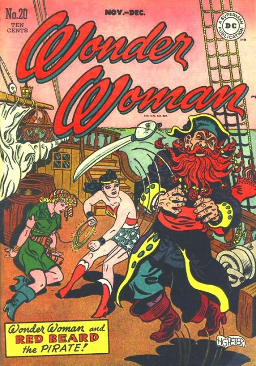 Wonder Woman Volume One Issue 20