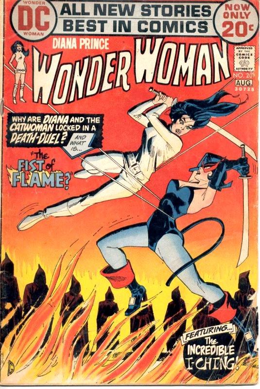 Wonder Woman Volume One Issue 201