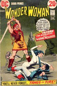 Wonder Woman Volume One Issue 202