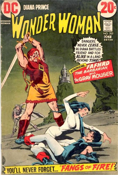 Wonder Woman Volume One Issue 202