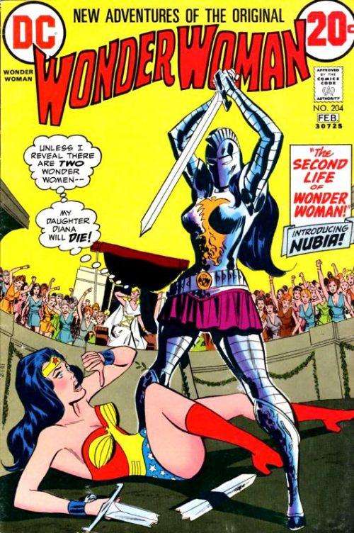 he Second Life of the Original Wonder Woman