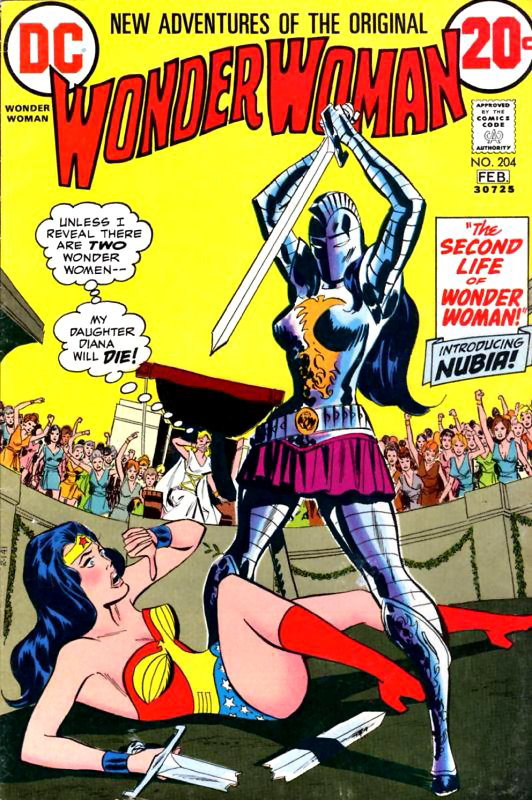 he Second Life of the Original Wonder Woman