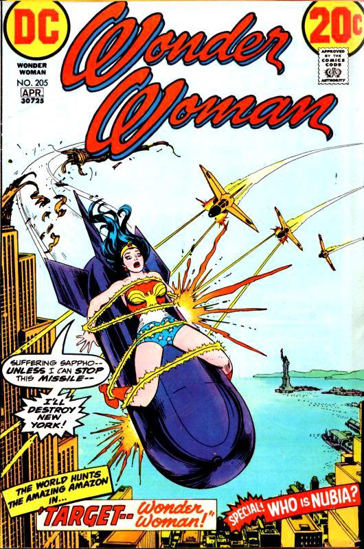 Target Wonder Woman