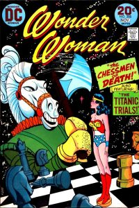 Wonder Woman Volume One Issue 208