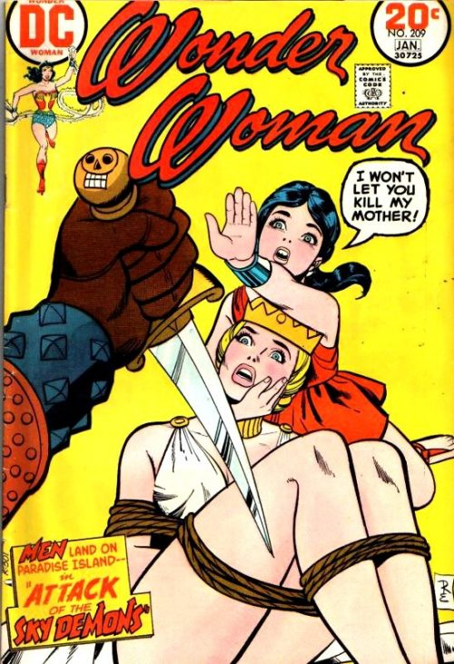 Wonder Woman Volume One Issue 209