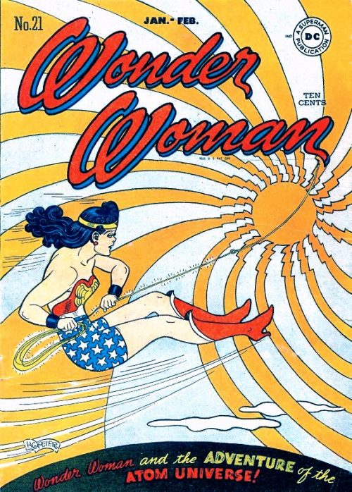 Wonder Woman Volume One Issue 21