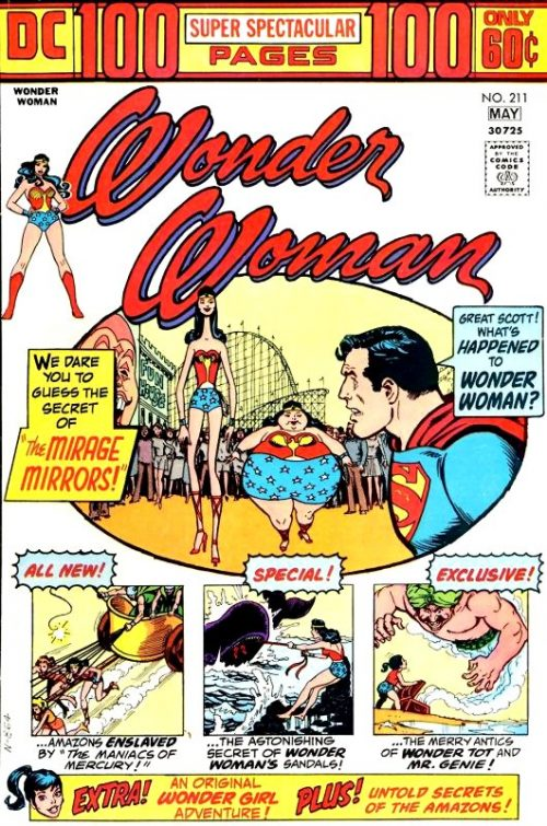 Wonder Woman Volume One Issue 211