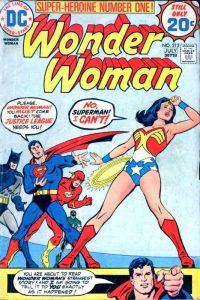 Wonder Woman Volume One Issue 212