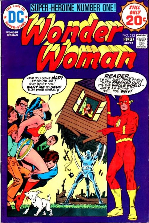 Wonder Woman Volume One issue 213