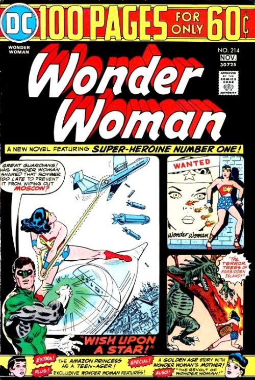 Wonder Woman Volume One issue 214