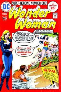 Wonder Woman Volume One Issue 216