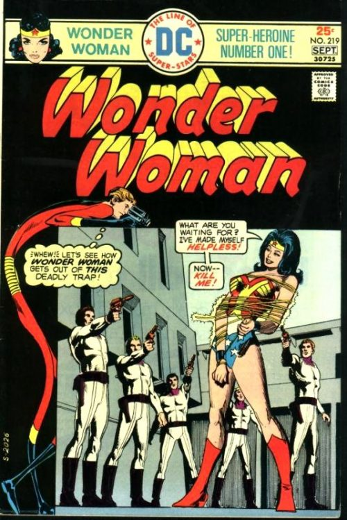 Wonder Woman Volume One Issue 219