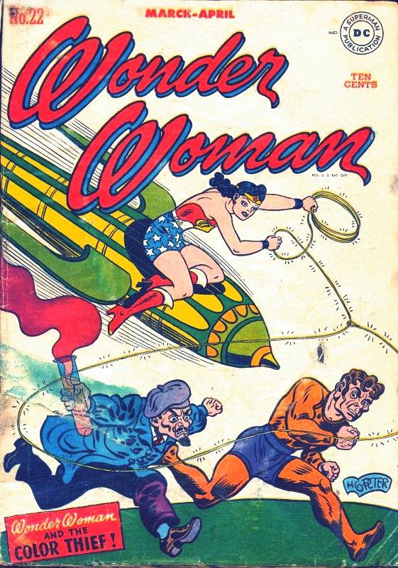 Wonder Woman Volume One Issue 22