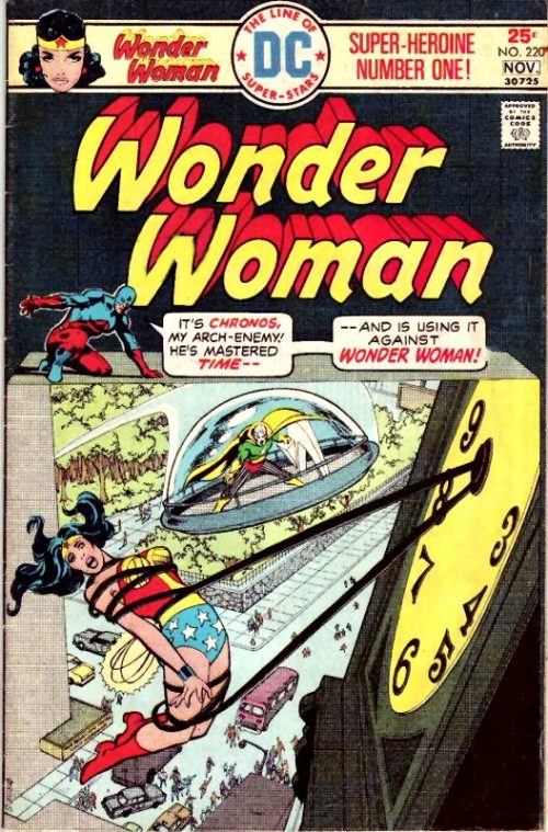 Wonder Woman Volume Issue 220