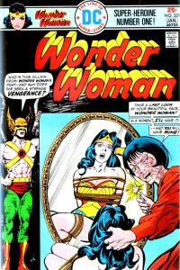 Wonder Woman Volume One Issue 221