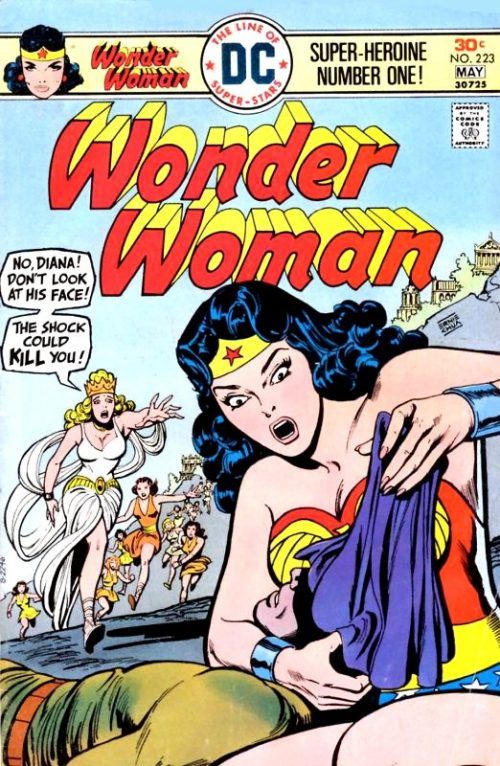 Wonder Woman Volume One Issue 223