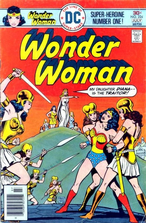 Wonder Woman Volume One issue 224