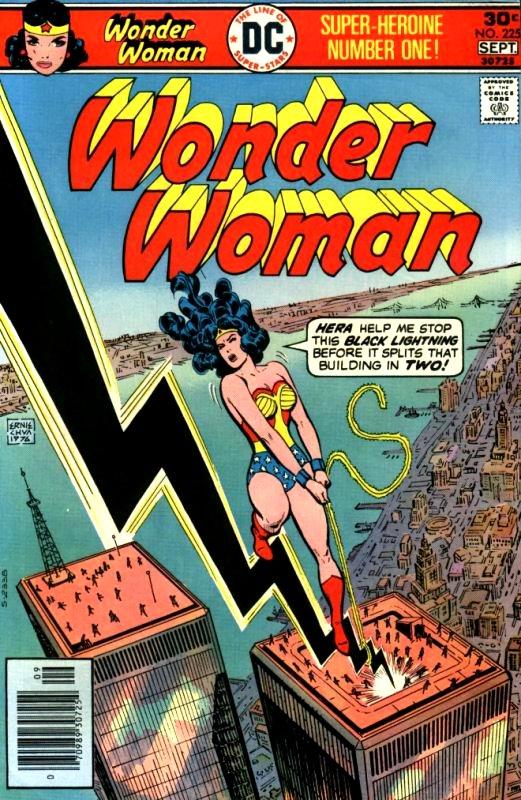 Wonder Woman Volume One Issue 225