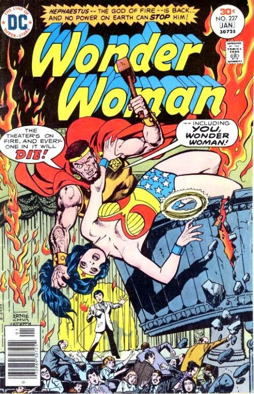 Wonder Woman Volume One Issue 227