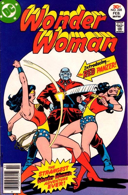 Wonder Woman Volume One Issue 228
