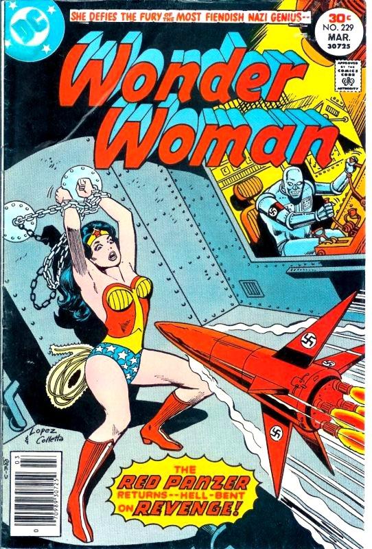 Wonder Woman Volume One Issue 229