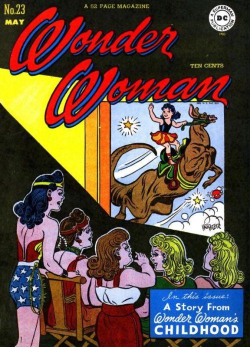 Wonder Woman Volume One Issue 23