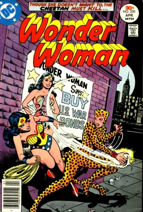 Wonder Woman Volume One issue 230