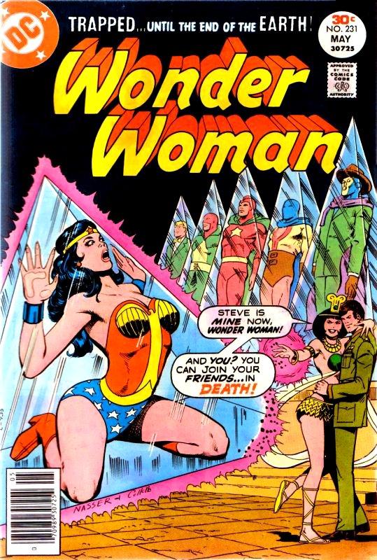 Wonder Woman Volume One Issue 231
