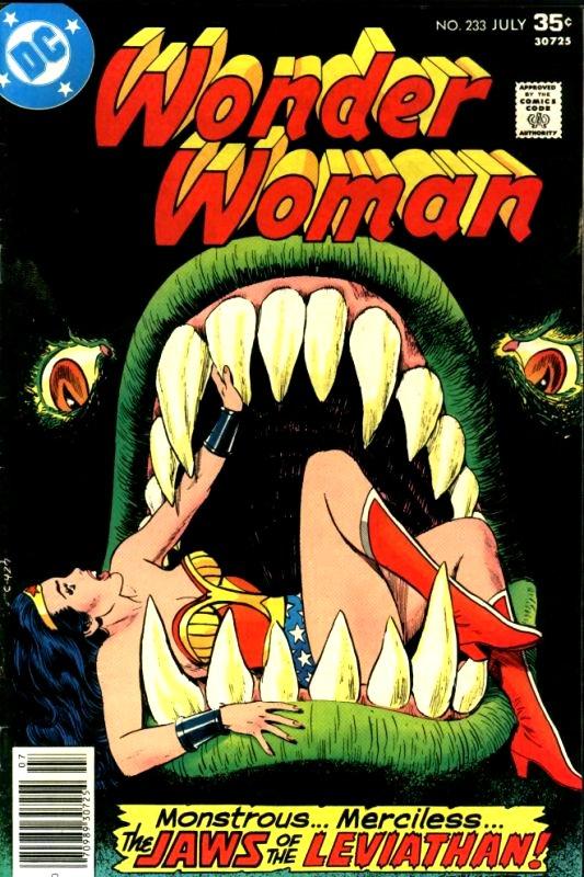 Wonder Woman Volume One Issue 233
