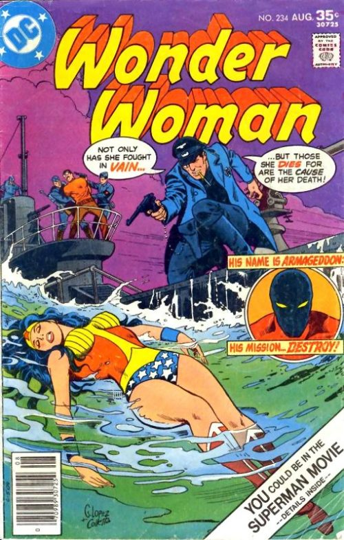 Wonder Woman Volume One issue 234