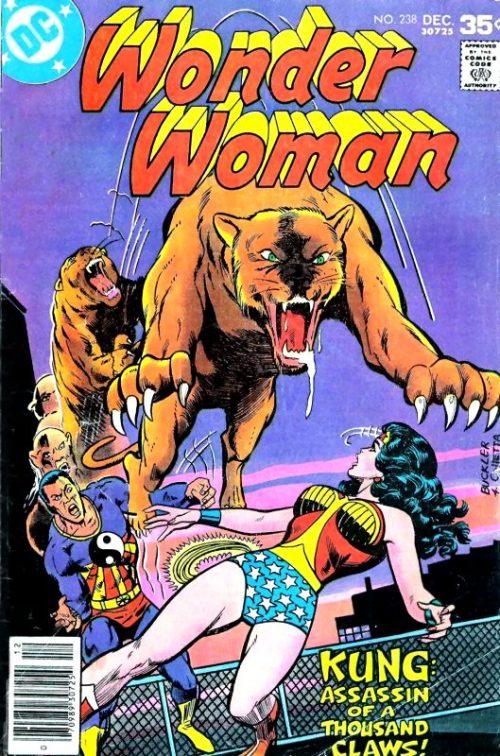 Wonder Woman Volume One issue 238