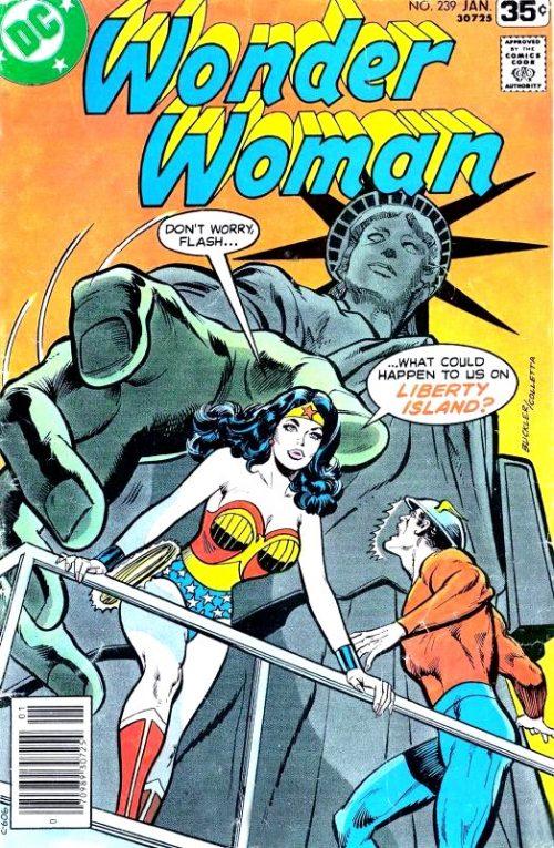 Wonder Woman Volume One Issue 239