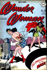 Wonder Woman Volume One Issue 24