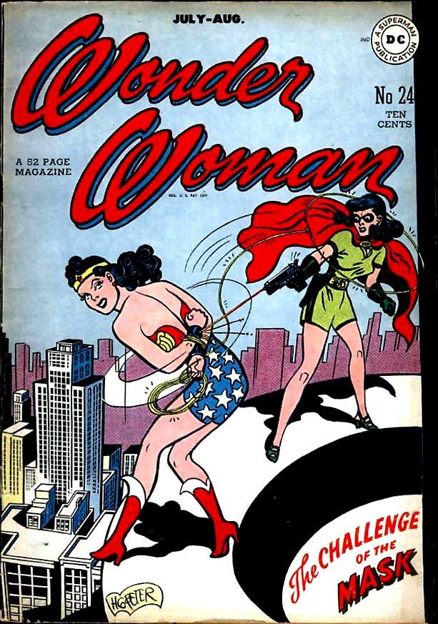 Wonder Woman Volume One Issue 24