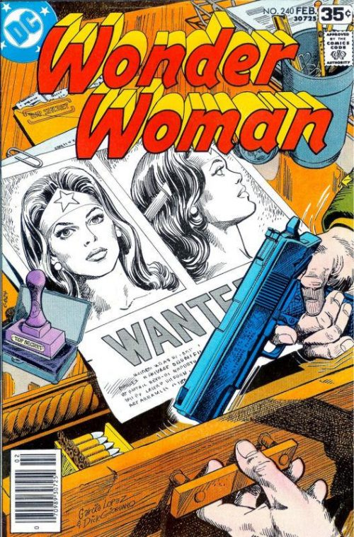 Wonder Woman Volume One issue 240